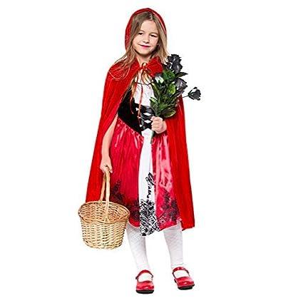 e522fa4040057 赤ずきんちゃん コスチューム衣装仮装ハロウィン 女子用 ハロウィン衣装 コスプレ赤ずきんちゃん 子供