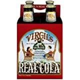 Virgils Cola Soda, 12 Ounce -- 24 per case.