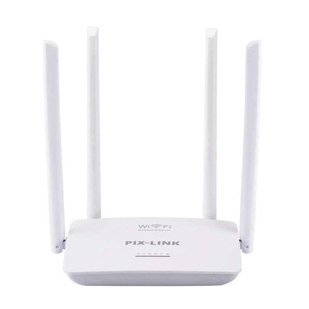 300M Dual-Band Routeur Sans Fil 4 Antenne WIFI Intelligent Router JOL