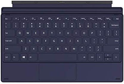 PAN-EX Accesorios para Teclado de Tableta T4 Teclado de succión magnética con Puerto de Acoplamiento For X4 Tbook Tableta de Accesorios