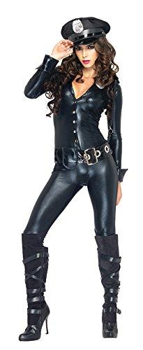 Adult-Costume Officer Payne Adult Costume Lg 12-14 Halloween Costume