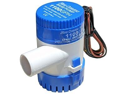 Five Oceans Marine Electric Bilge Pump 1100 GPH BC-3615-1