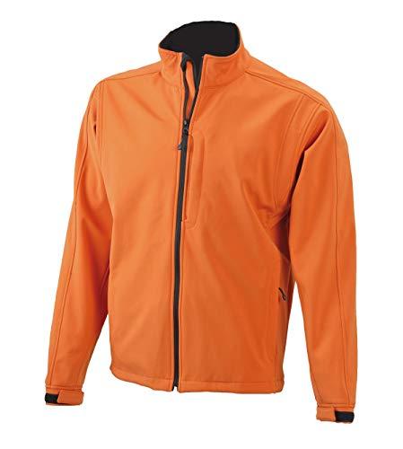 Con Softshell Uomo Strati Giacca Funzioni Molteplici Men's A orange Jacket Tre Pop wpH488IUxq