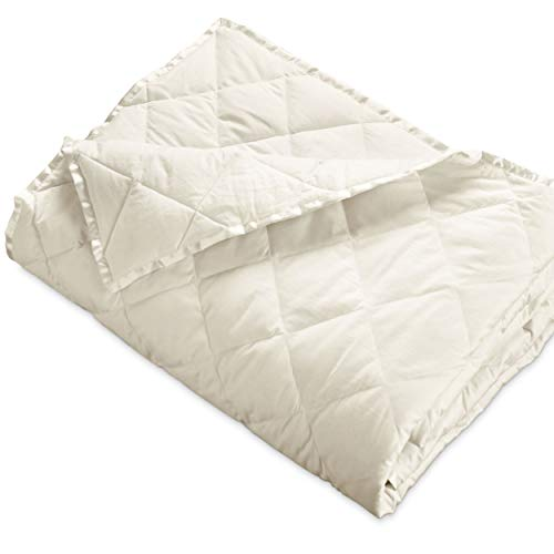nic 230 TC Light Weight Oversized King Down Blanket with Satin Trim 113