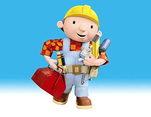 Bob the Builder Tool Box Edible Cake Topper Image ABPID04333 - 1/4 sheet