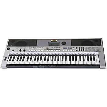 Yamaha keyboard psr i455 pdi ebf musical for Yamaha keyboard amazon
