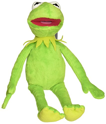 Ty Beanie Buddies Kermit Frog Plush, Medium -