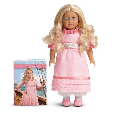 American Girl® Accessories: Caroline® Mini Doll (American Girl Caroline Mini Doll)