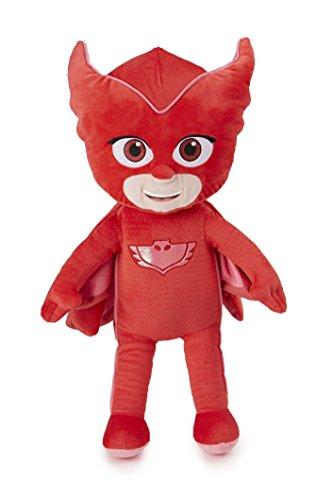 PJ Masks Owlette Pillow Buddy Red