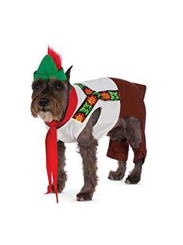 Lederhosen Hound for Pet, -