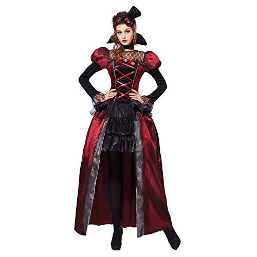 HGM Women's Elegant Vampiress Costume -