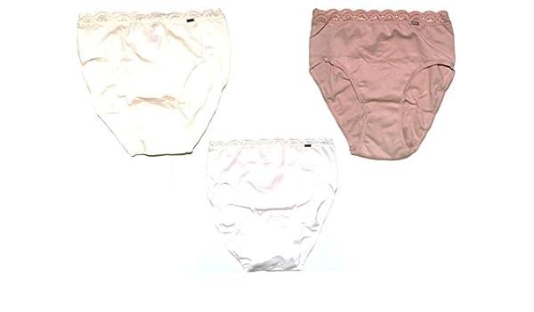 BRAGA AVET ALGODON CINTURA PUNTILLA - (Ref.: 32469), BLANCO, E: Amazon.es: Ropa y accesorios