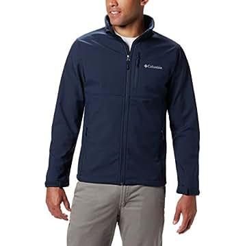 Columbia Men's Ascender Softshell Jacket, Collegiate Navy, Small