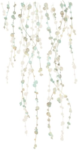 RoomMates RMK2394SCS Hanging Watercolor Decals product image