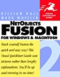 img - for NetObjects Fusion 2 for Windows and Macintosh (Visual QuickStart Guides) by Gillian Hall (1997-11-28) book / textbook / text book