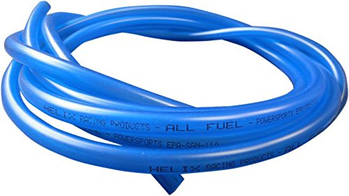 Helix Racing Products 140-5003 All Fit Fuel Line - 1/4in I.D. x 10ft.
