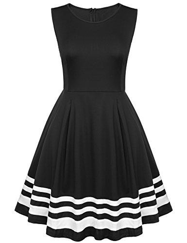 処分した言い直す宿題Beyove DRESS レディース US サイズ: L カラー: ブラック