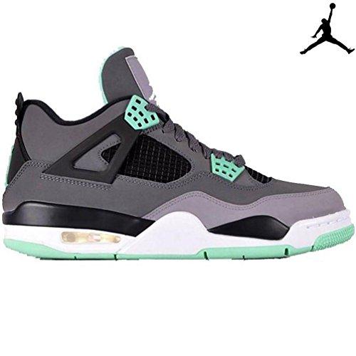 Nike Air Jordan Green Glow'Retro 4 La Venta En Línea Populares Navegar Por La Venta En Línea 4KARJzQJt