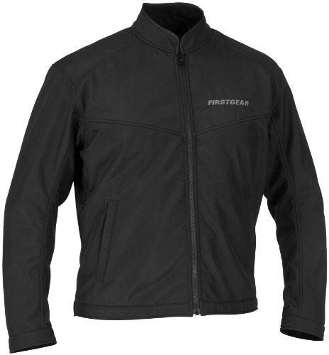 Firstgear Womens Softshell Liner Jacket Black XXXL/XXX-Large FTJ.1209.01.W006