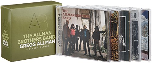 5 Classic Albums [5 CD] (The Allman Brothers Band 5 Classic Albums)