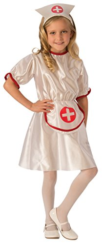 Halloween Concepts Child's Nurse Costume, (Medical Halloween Costume)