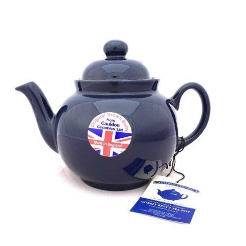 4 cup teapot - 5