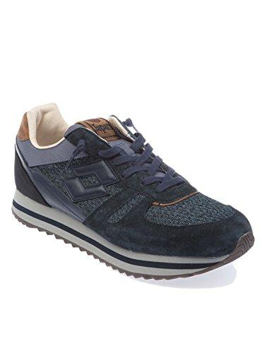 Blau Lotto T0830NAVYDK Herren Sneakers Stoff zOAxwPZB