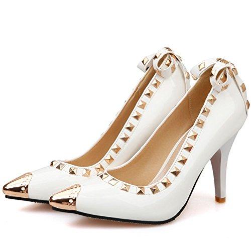 Vestir para de Mujer Zapatos DoraTasia Blanco nqHE6vOn0g