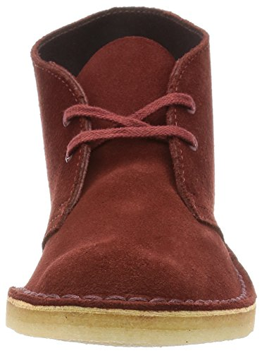 Boot Originals Marrone Donna Suede Boots Stivali Clarks Desert Nut Brown H5xdwqnA