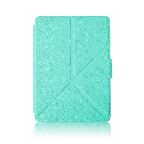 """bescita Smart Ultra magnétique cas de couverture pour Amazone Kindle (8génération) 6"""", vert menthe"""