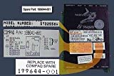 COMPAQ 199644-001 2.1GB SCSI DRIVE FOR WORKSTATION 5000 & PROLIANT 800 SERVERS 199644-001 - Compaq 2.1gb Non-pluggable Fast-wide Scsi-2 Hard