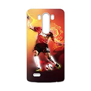 Malcolm MANCHESTER UNITED Premier Soccer Phone Case for LG G3