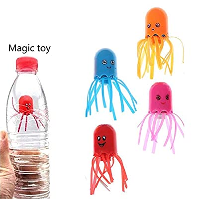 DAWEIF Magical Jellyfish Pool & Bath Toy for Children Kids Science and Educational Pet Toy Gifts: Toys & Games
