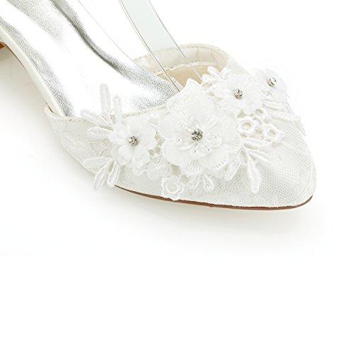 Femme Coupe White Ecru Mrs Fermées tqgw5tTf