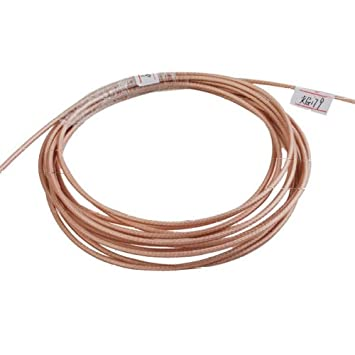 RF Cable coaxial Antena de transmisión línea de conexión M17 ...