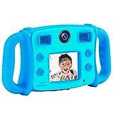 Prograce Kids Camera for Boys Gift 1080P Children Selfie Camera Kids Video Camera 2 Inch LCD Duo...