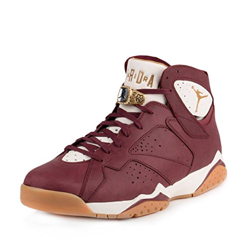 size 40 4eb64 38676 Jordan Nike Mens Air 7 Retro C C Cigar Team Red Metallic Gold-Sail Leather  Size 14 - Buy Online in Oman.   Apparel Products in Oman - See Prices, ...