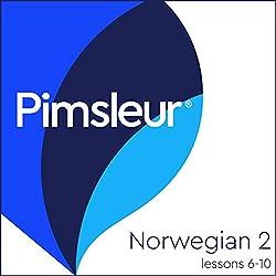 Pimsleur Norwegian Level 2 Lessons 6-10