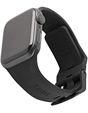 Band For apple watch 42/44 silicone black