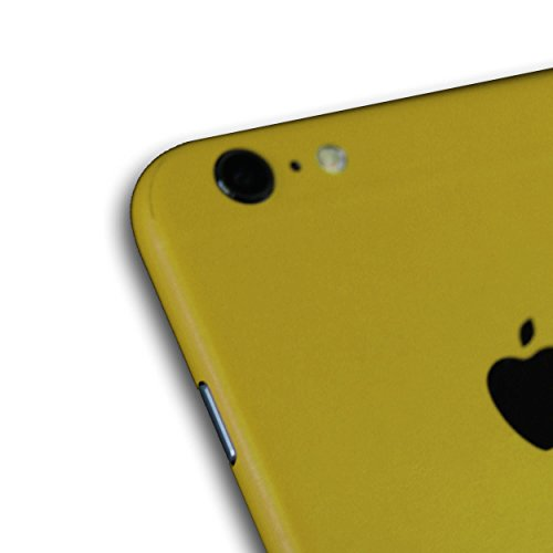 AppSkins Rückseite iPhone 6 PLUS Full Cover - Color Edition yellow