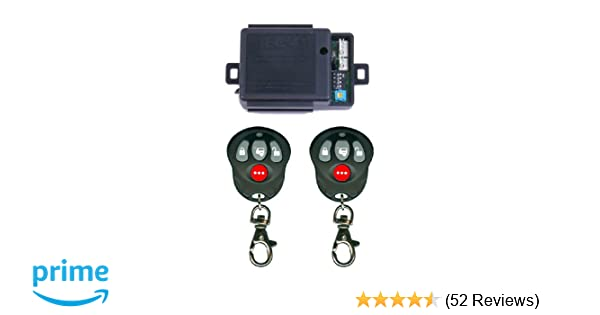 Amazon.com: Proline REC43T+ Basic Keyless Entry System: Cell Phones & Accessories