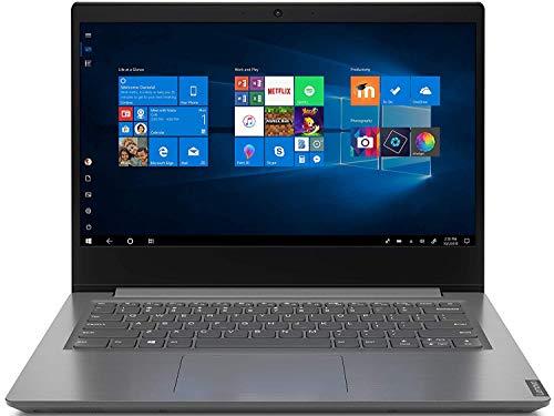 Lenovo V14 Intel Core i5 10th Gen 14-inch Full HD Thin and Light Laptop (8GB RAM/ 256GB SSD/ Windows 10 Professional/ Grey/ 1.6 kg), 82C4016MIH