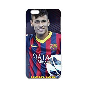 NEYMAR Football star Cell Phone Case for iPhone 6 plus 3d