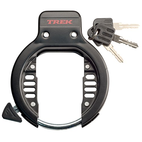 Trek Mount Seat Stay Bike Seat Keyed Ring Lock 55w (mm) by Trek