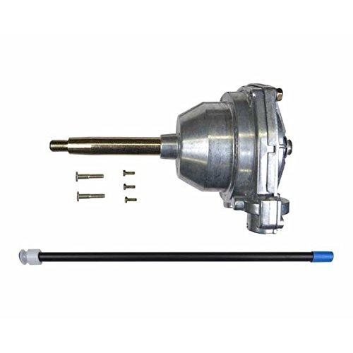 Seastar Solutions No Feedback Safe-T II Rotary Mechanical Steering Helm SH5150P ()