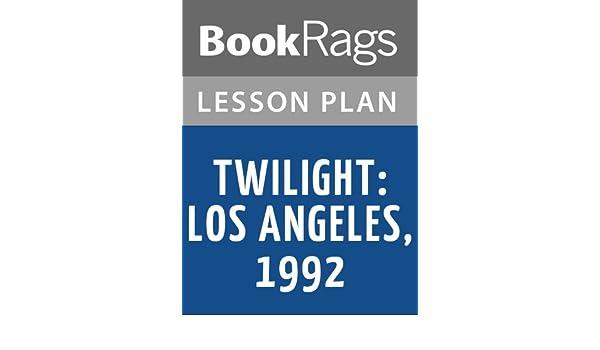 Twilight Los Angeles 1992 Ebook
