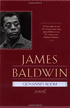 Giovanni's Room book by James Baldwin