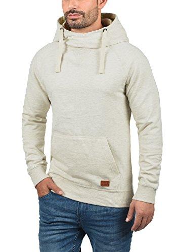 Sales Da Con Sand Tuta Felpa Mix 70810 Hoodie Incrociato Uomo Blend Cappuccio Colletto dqYRd4