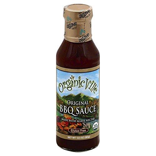 Organicville Sauce Bbq Original