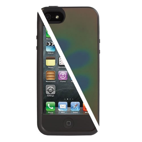 SimpleShell for iPhone 5 and New iPhone 5S, Grantwood Technology's Protective TPU Shell, Mood Case